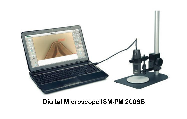 Insize Digital Microscope Pro Electronic With Stand