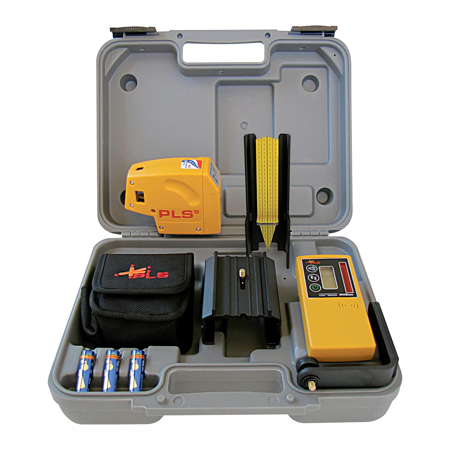 Pacific Laser Systems Pls5 System 5 Dot Laser Level With