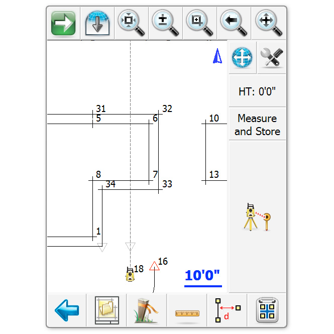 Microsurvey Layout Pro Construction Layout Software With