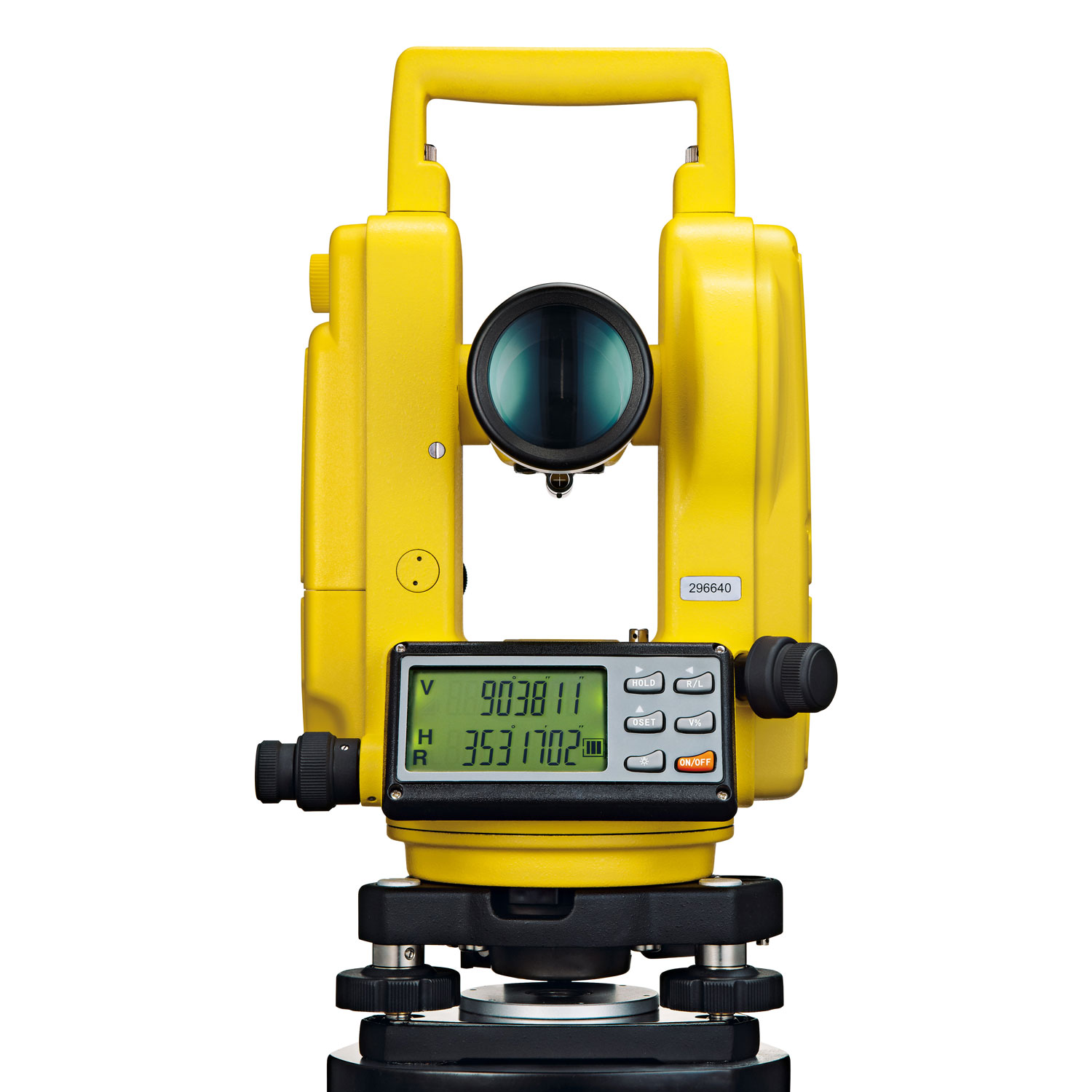 Geomax Zipp02 2 Second Digital Theodolite Benchmark Az
